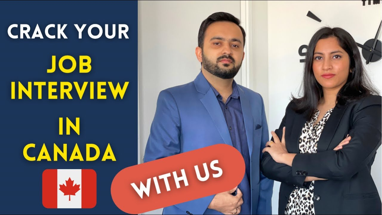 JOB INTERVIEWS in CANADA 🇨🇦   How to answer job interview questions?   Job interview tips