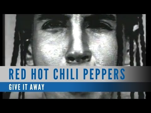 Red Hot Chili Peppers - Give It Away (Official Music Video)
