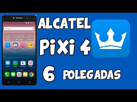 ROOT ALCATEL PIXI 4 6 SEM PC 2017 100% FUNCIONAL TESTADO!