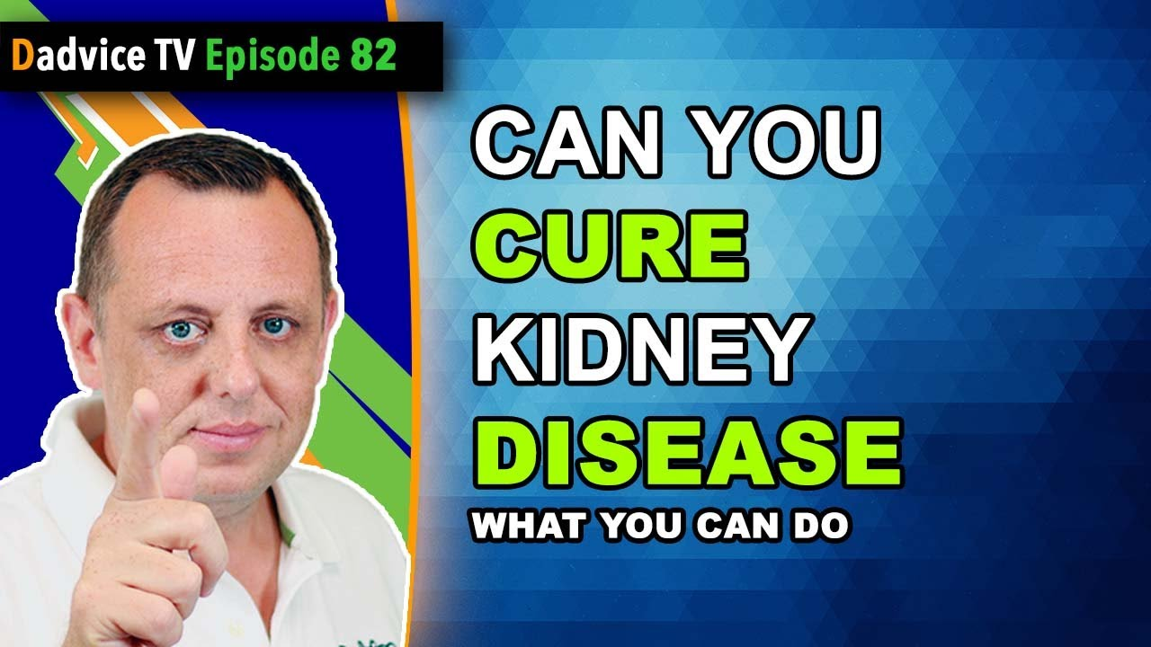 Can you cure Kidney Disease? Is it possible to repair kidney damage?