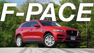 2017 Jaguar F-Pace Quick Drive | Consumer Reports
