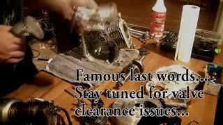 DIY Paramotor Engine pt 1: Predator 212 Hemi Milling and