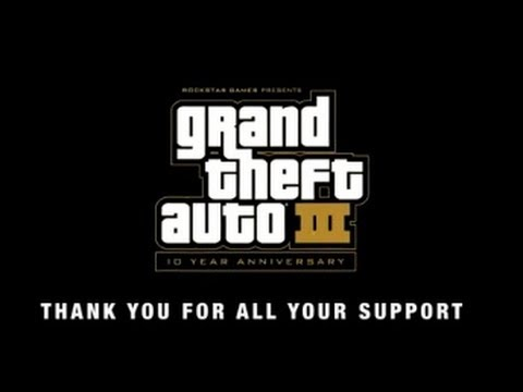 Grand Theft Auto 3: 10th Anniversary
