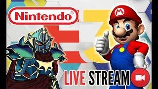 BLAZINGKNIGHT Nintendo E3 2018 Conference Live Stream