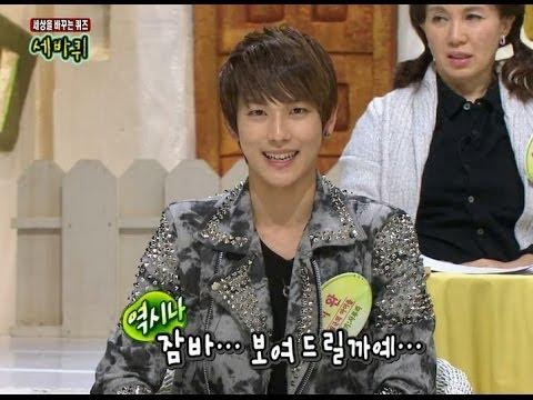 【TVPP】Siwan(ZE:A) - Busan Dialect, 시완(제아) - 부산 사투리 @ Three Turns