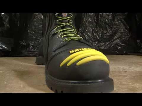 New Matterhorn Mining Boots!