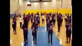 COWBOY UP PLATINUM LINE DANCE - LOWER NINE & KWL STEPPERS