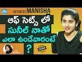 2 Countries Actress Manisha Raj Exclusive Interview  Talking Movies With iDream