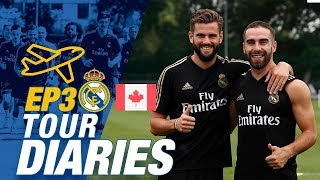 MADE IN REAL MADRID ACADEMY | Tour Diaries EPISODE 3