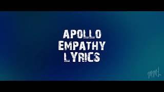 Apollo - Empathy Lyrics