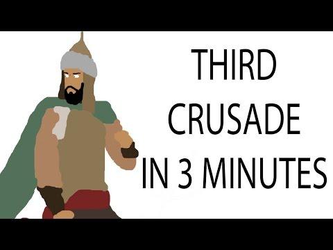Third Crusade | 3 Minute History