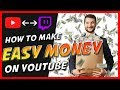 How to make easy money on YouTube