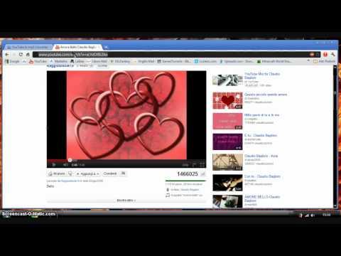 Scaricare musica da YouTube velocemente - GUIDA 2011 HD [MAR]