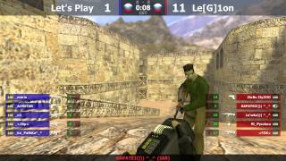 [ Let's Play vs Le[G]1on ] Final from bepro.CUP bo3 (1map) // by kn1fe