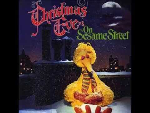 Christmas Eve On Sesame Street.Christmas Eve On Sesame Street Official Soundtrack Lp With Download Link