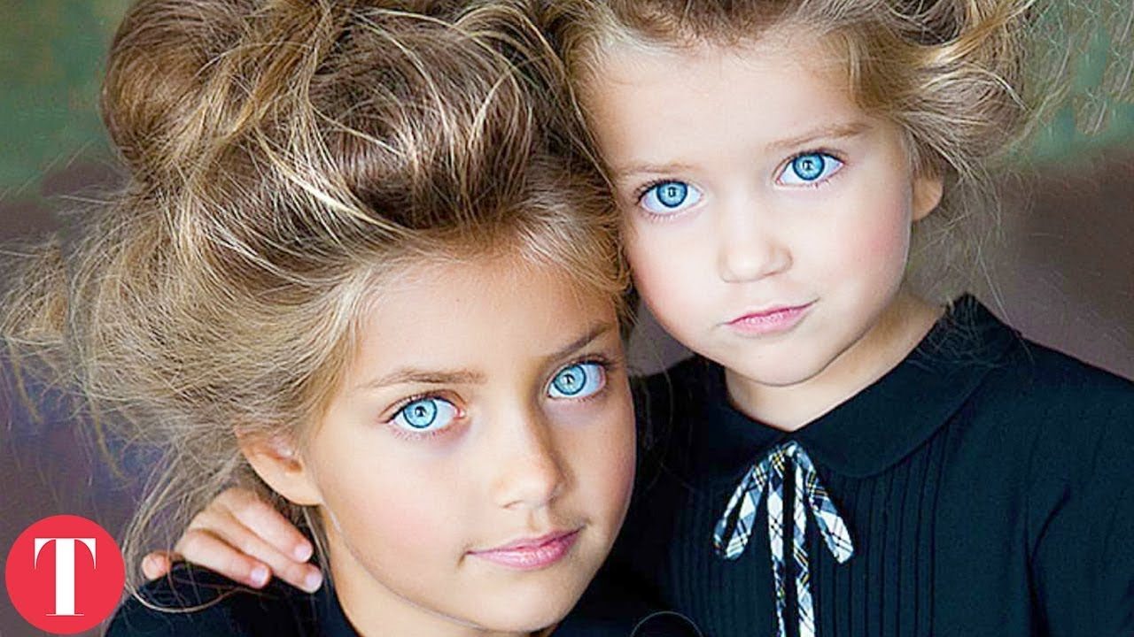This Is How The Prettiest Kids In The World Changed - YouTube