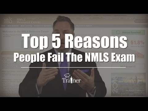 Nmls Ust Sample Test Questions