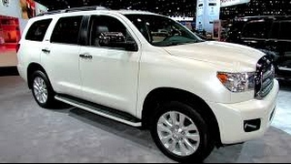 2011 Toyota Sequoia Limited Review - Buying a Sequoia? Here's the complete story!