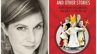 "Cari Donaldson on the Live Hour about ""Pope Awesome"""