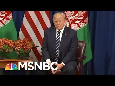 Donald Trump Administration To Announce More North Korea Sanctions | MSNBC