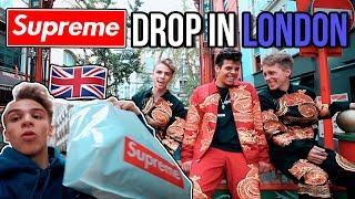 My Favorite Supreme Drop EVER in PERSON! (London)