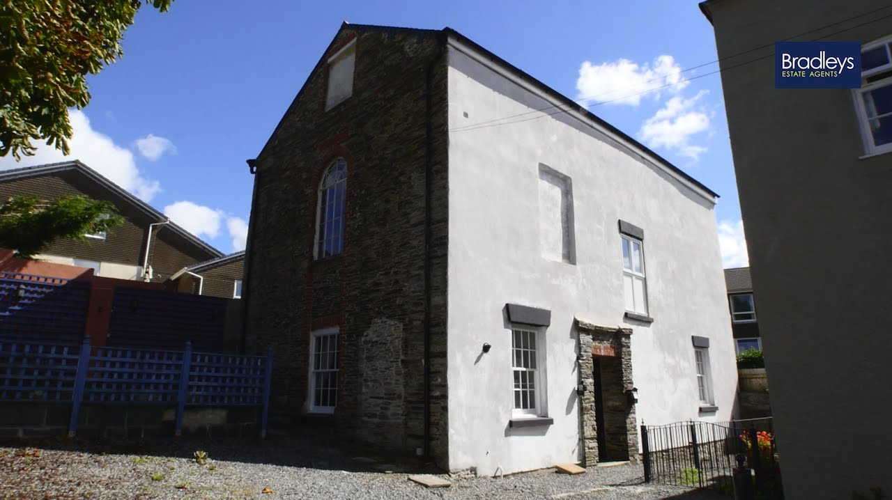 Property for Sale, The Old School House, Buckfastleigh - Bradleys Estate  Agents