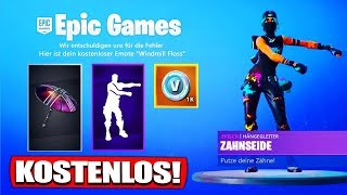 So EVERYONE can get FREE items in Season 10! - Fortnite Battle Royale English