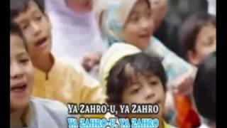Haddad Alwi - Ya Zahro (Official Karaoke Video)