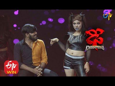 Tejashwini Performance | Dhee Champions |  14th October  2020   | ETV Telugu