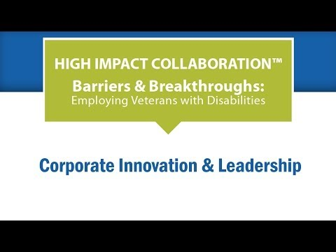 Corporate Innovation & Leadership