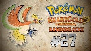 Pokémon Oro Randomlocke Ep.27 - UNA MUERTE INESPERADA (Séptima medalla)