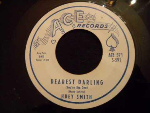 Huey Smith - Dearest Darling - Great Doo Wop Ballad