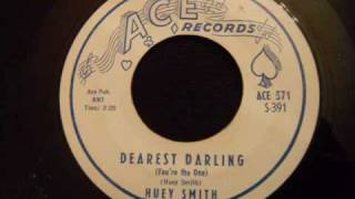 Huey Smith - Dearest Darling - Great Doo Wop Ballad