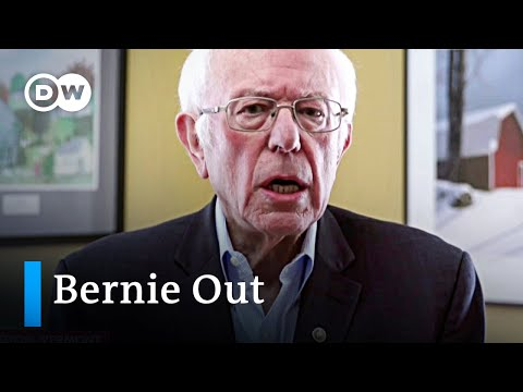 Bernie Sanders Is Dropping Out Of The 2020 Presidential Race | DW News