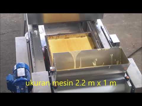 mesin kue lapis legit / kek lapis