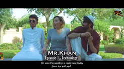 Mr khan new technology  funny video