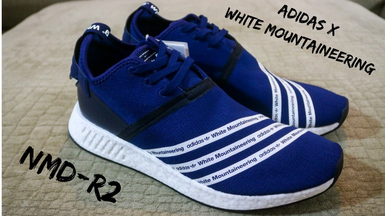 ADIDAS NMD R2 RELEASED. 19 NMD OPTIONS