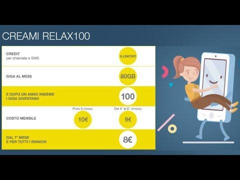 ARRIVA POSTEMOBILE CON 100 GB A SOLI 8 €URO