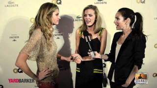 Brooklyn Decker to Play Erin Andrews in ESPN Movie: GQ 2012 Super Bowl Party