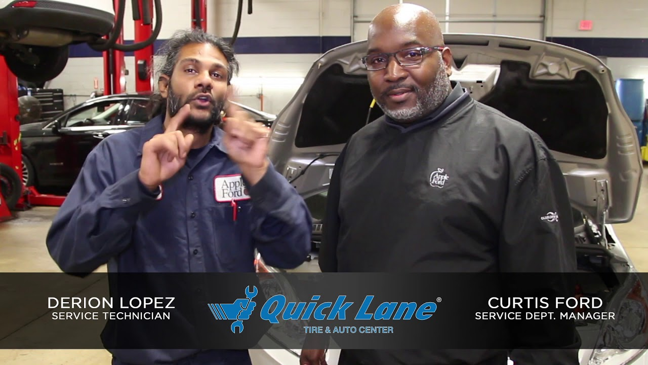 Apple Ford Columbia >> Derion Lopez And Curtis Ford At Apple Ford Lincoln In Columbia Maryland