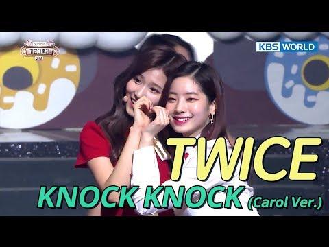TWICE  - KNOCK KNOCK