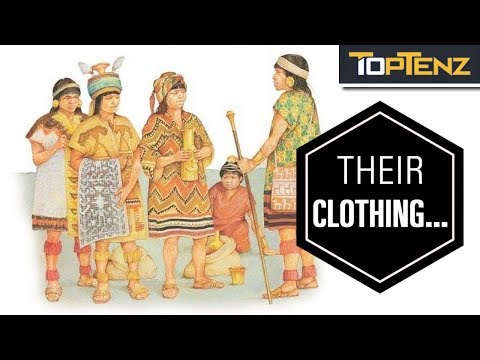 10 Incredible Facts About the Incas