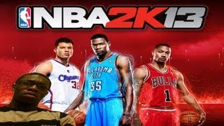 ComedyShortsGamer Plays | NBA 2K13