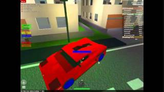 ROBLOX Brothers: Grand Theft Auto V Starring Donjakiller