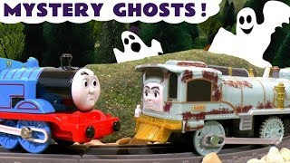 Thomas and Friends Mystery Ghosts - Fun toy train ghost stories for kids and children TT4U thumbnail