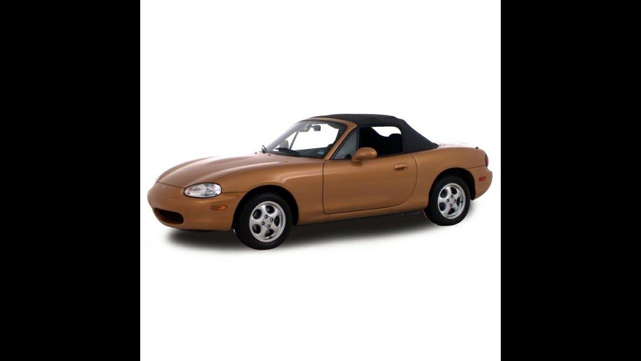 Mazda Mx-5 Miata  Nb Series  - Service Manual - Manual De Taller - Wiring Diagrams