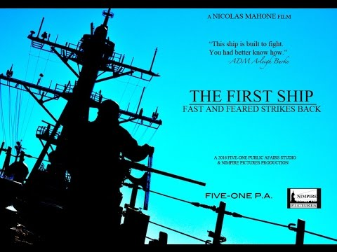 """The First Ship: Fast & Feared Strikes Back"" Motion Picture (2016)"