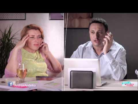 Andrija i Andjelka - Telefonske lazi i imitacije
