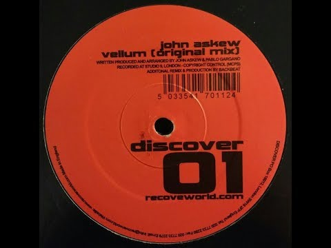 John Askew - Vellum (Original Mix) (2002)