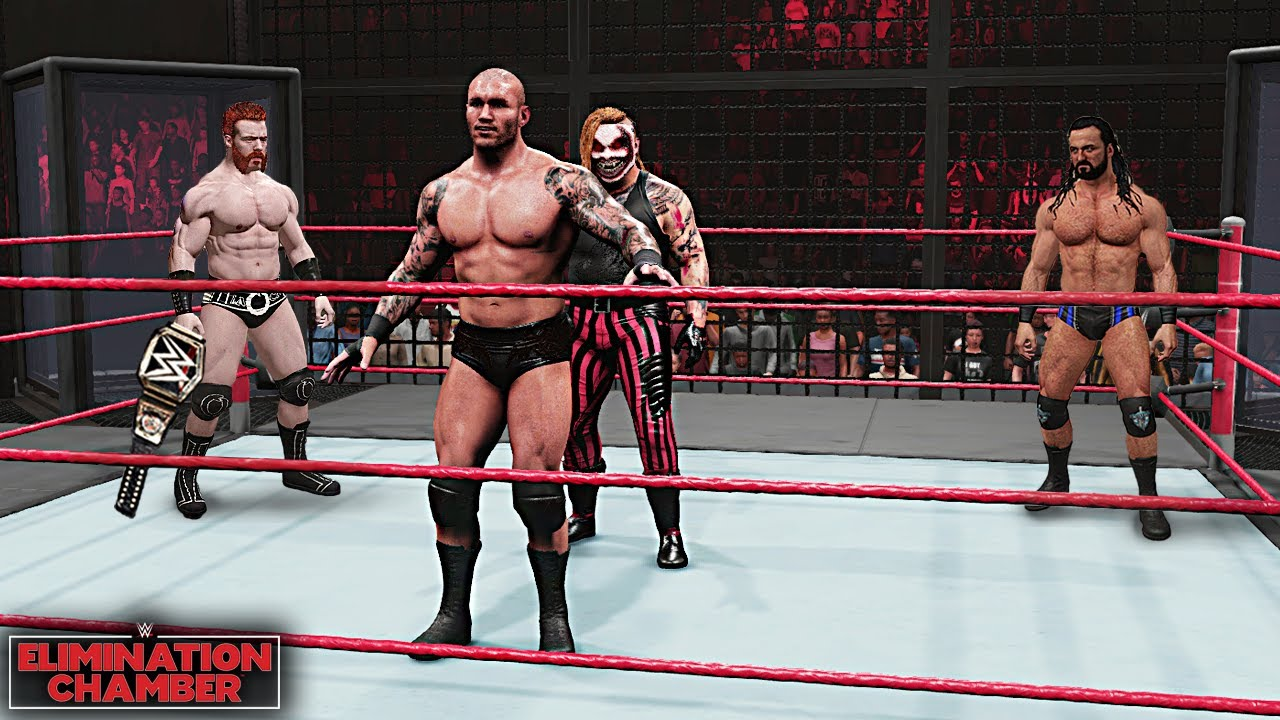 The Fiend Bray Wyatt Returns for Randy Orton at Elimination Chamber 2021 & This happened NEXT...